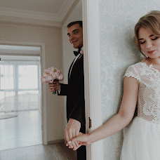 Wedding photographer Yana Mef (yanamef). Photo of 12.10.2018