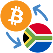 Bitcoin South African Rand / BTC to ZAR Converter