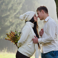 Wedding photographer Vladimir Belyy (len1010). Photo of 11.10.2017