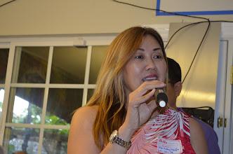 Photo: Kim Hương, học sinh trung cấp từ San Jose CA đến