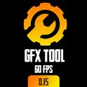 GFX Tool PUBG  (Advance FPS Settings + No Ban) icon