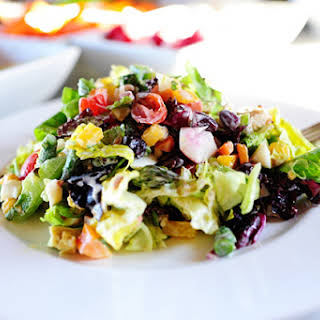 New York Style Chopped Salad.