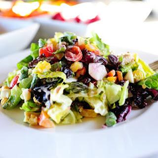 New York Style Chopped Salad.