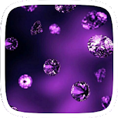 Purple Diamond Theme