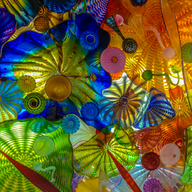 by Keith Sutherland - Artistic Objects Glass ( colors, art, glass )
