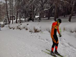 Photo: Petr přemýšlí co dál se závodem...