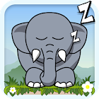 Snoring - best elephant puzzle on cool math games icon