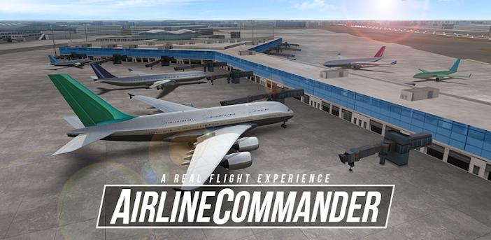 AIRLINE COMMANDER - Die realistische Flugerfahrung