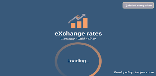 Exchange rates allow you to follow in real time the Gold, Silver, Currency price