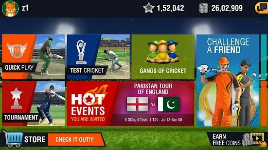 World Cricket Championship 2- screenshot thumbnail