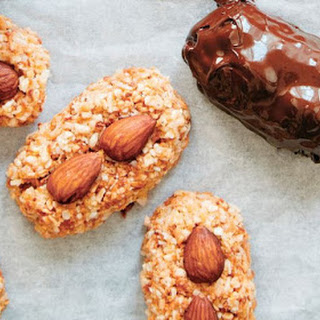 Toasty Coconut Almond Candies
