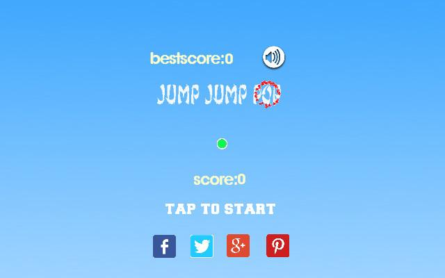 Jump Jump Pop- screenshot