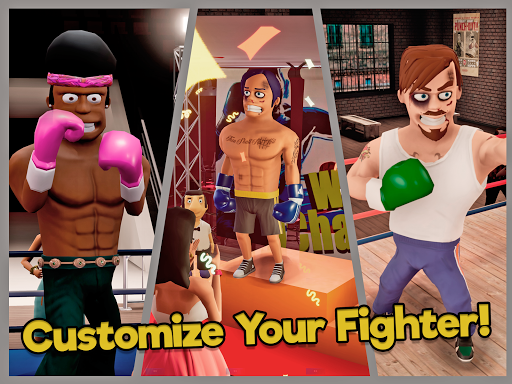 Super Boxing: Smash Punch! - Boxing Game 666 screenshots 1