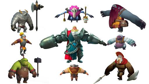 Sky Kingdoms: Dragon War 1.1.0 Screenshots 6