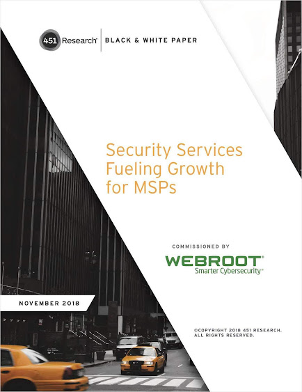 White Paper: Security Services Fueling Growth for MSPs