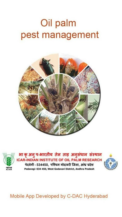 Oil Palm Pests English- screenshot