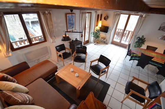 Vente appartement 3 pièces 55,28 m2