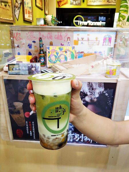 茗時序茶飲西門店