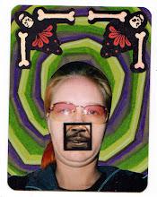 Photo: Mail Art 365 Day 12 card 12d
