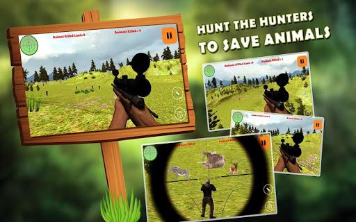 玩免費動作APP|下載Safari的别动队员动物狙击手 app不用錢|硬是要APP