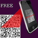 Qr code & barcode Scanner free icon