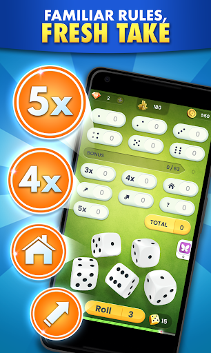 Golden Roll: The Yatzy Dice Game 1.8.1 screenshots 6