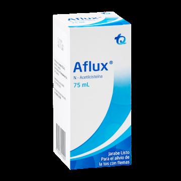 AFLUX 100mg Jarabe   Frasco x75ml TQ N-Acetilcisteína