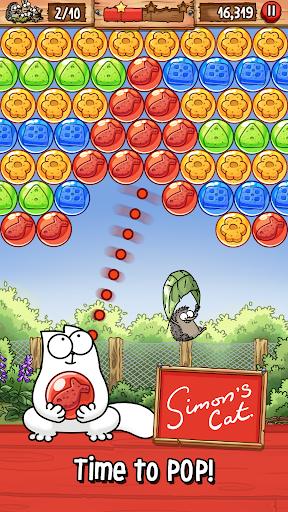 Simonu2019s Cat - Pop Time 1.25.3 screenshots 1
