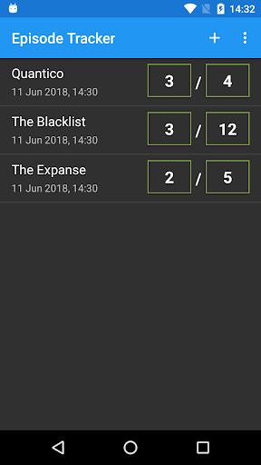 Episode Tracker 2.11.2 screenshots 4