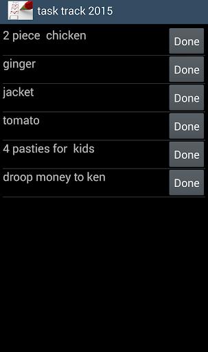 Task tracker 2015 1.0 screenshots {n} 4