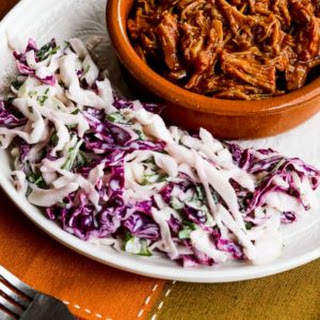 Instant Pot Pulled Pork with Low-Sugar Barbecue Sauce Recipe