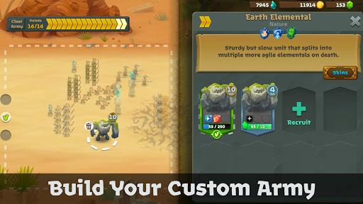 Battle Legion - Mass Battler  screenshots 3