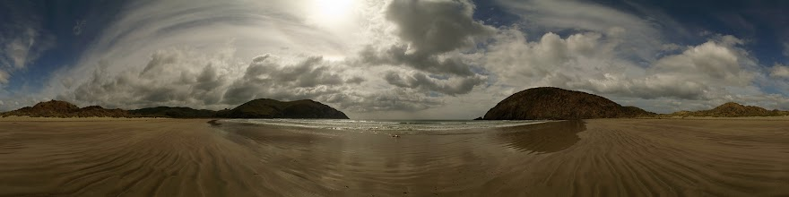 Photo: New Zealand, Southland, Catlins, Curio Bay