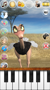 Talking Joe Ostrich- screenshot thumbnail