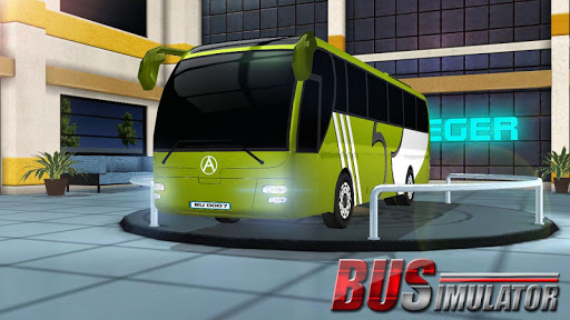 Bus Simulator 2018 Free 4.9 screenshots 1