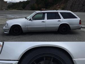 Eクラス ステーションワゴン W124 1994 E320TEのカスタム事例画像 Kazusunさんの2018年10月07日12:01の投稿