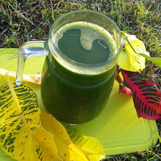 Green Juice Recipe For Energy Boosting