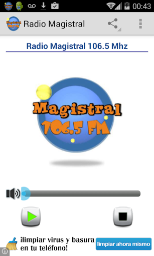Radio Magistral Coihueco