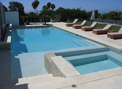 Nejlepší nápady pro návrh bazénu - náhled
