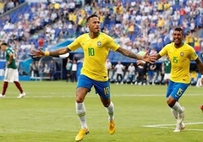 Qualifications Mondial : le Brésil vainqueur, l'Argentine, le Chili et l'Uruguay partagent