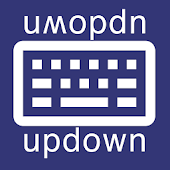 umopdn Upside Down Keyboard
