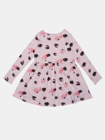 One We Like LS Dress Fur