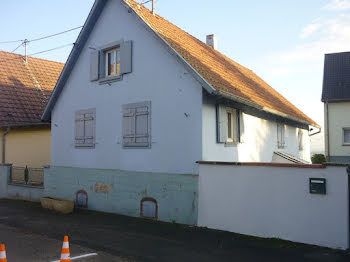 maison à Durningen (67)