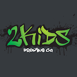Logo for 2kids Brewing Company