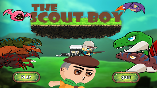 The Scout Boy