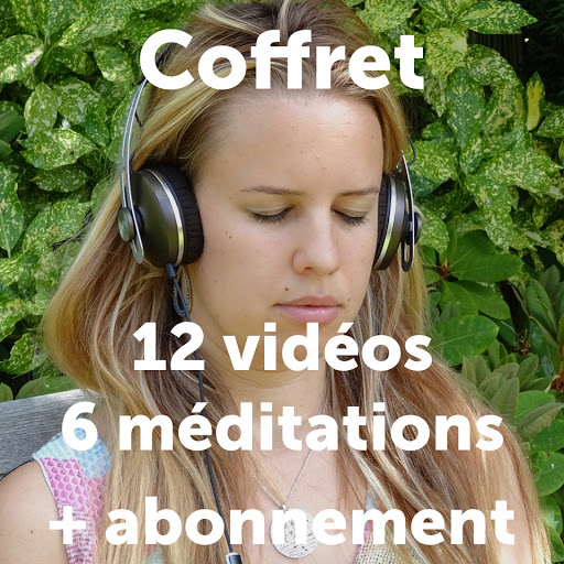 Coffret méditations centrées sur l'intention