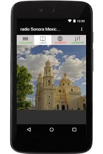 radio Sonora Mexico gratis fm - náhled