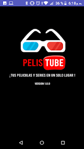 Pelistube: Peliculas y series en HD gratis 2