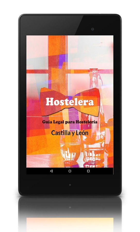 Hostelera- screenshot