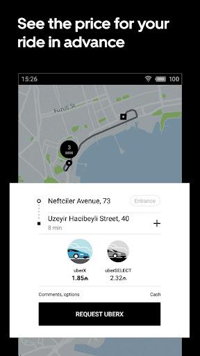 Uber Azerbaijan u2014 better than a taxi Apk 2